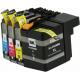 4 Brother LC525 drukarki DCPJ100 DCPJ105 MFCJ200