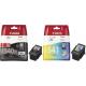 CANON PG540XL + CL541 kpl tuszy MG2250 MG4250 drukarki Pixma