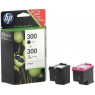 2 HP 300 tusze F4272 F4275 F4280 F4580 do DeskJet