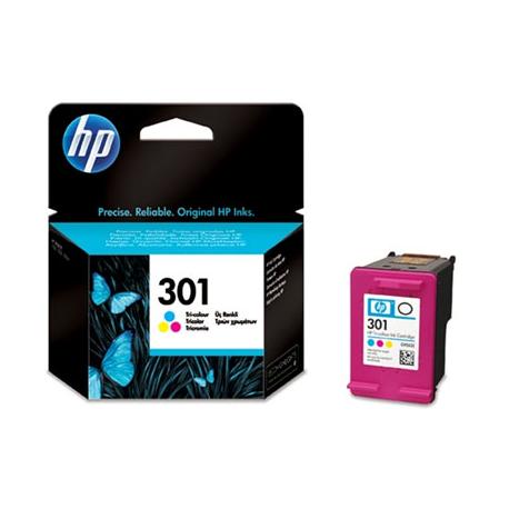 HP 301 TUSZ drukarki DeskJet 1000 1050A 2050A 3050A kolorowy