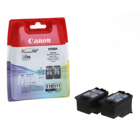 CANON PG510 + CL511 Tusze kpl MP250 MP260 MP280 drukarki pixma
