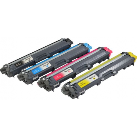 4 Toner TN241 Brother HL3140CW HL3170CDW drukarki
