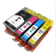 4 Tusze HP 920XL OfficeJet Pro 6500A 6000 drukarki